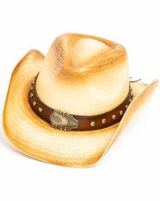 a5bb5cc2e7e9e Cody James Mens Elijah Western Straw Hat