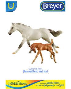 Breyer Kids' Racing The Wind Horse & Foal, No Color, hi-res