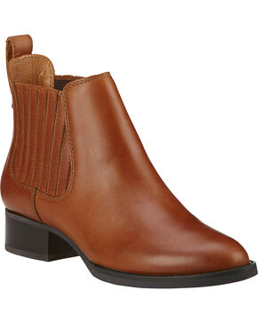 Ariat Women's Weekender Short Boots, Maple, hi-res