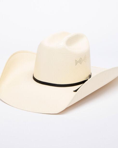 Twister 8X Shantung Straw Cowboy Hat, Natural, hi-res