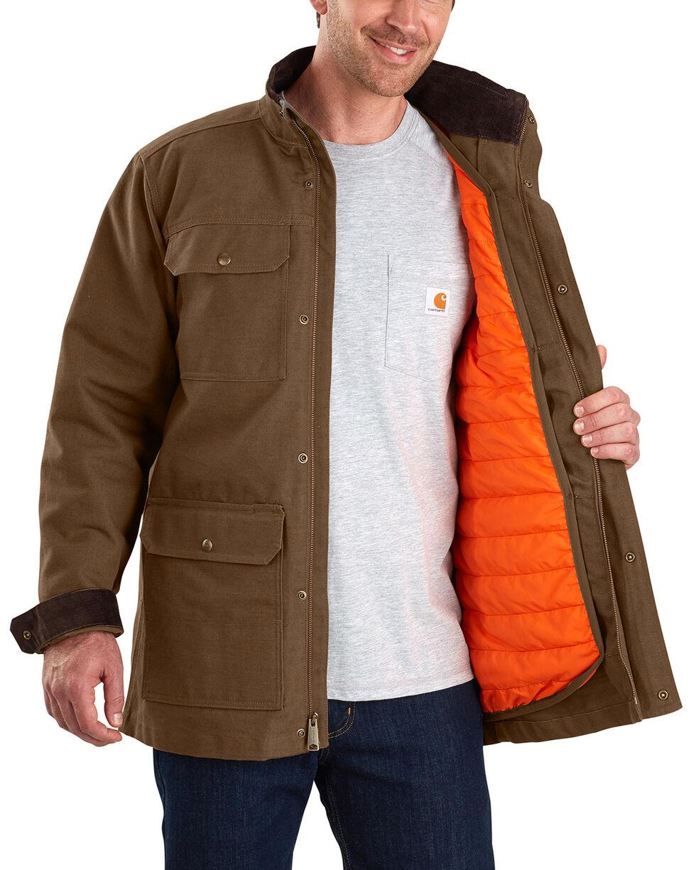 Carhartt Men's Field Coat , Chocolate, hi-res