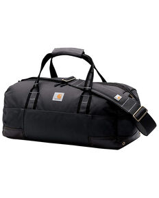 "Carhartt Men's Black Legacy 20"" Gear Bag , Black, hi-res"