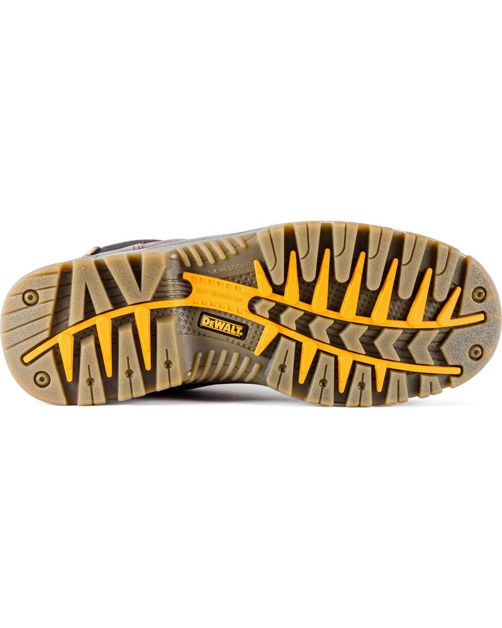DeWalt Men's Titanium Work Boots - Steel Toe, Brown, hi-res