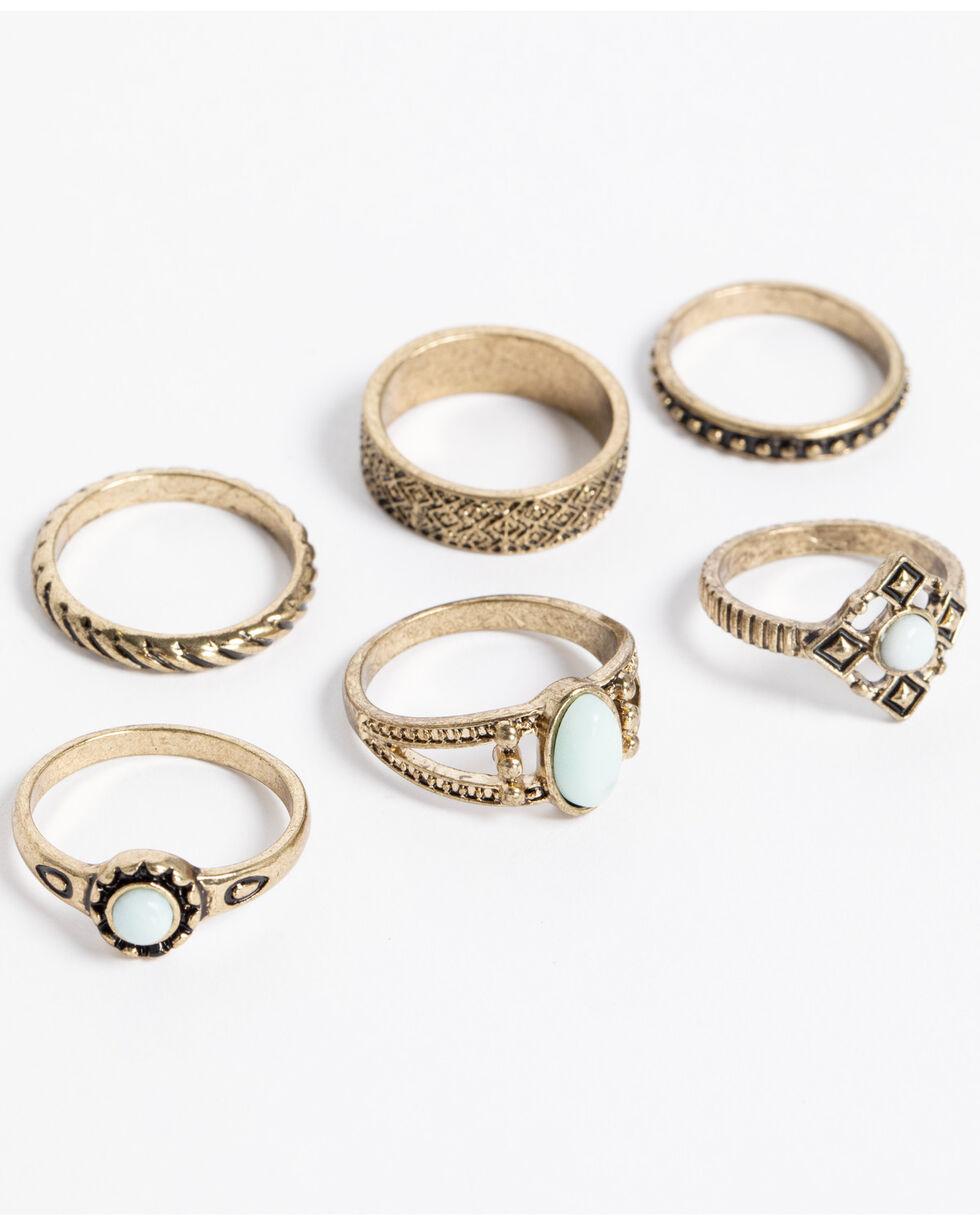Shyanne Women's Sunset Ring Set, Bronze, hi-res