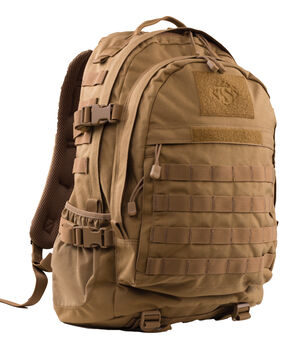 Tru-Spec Elite 3 Day Backpack, Coyote Brown, hi-res
