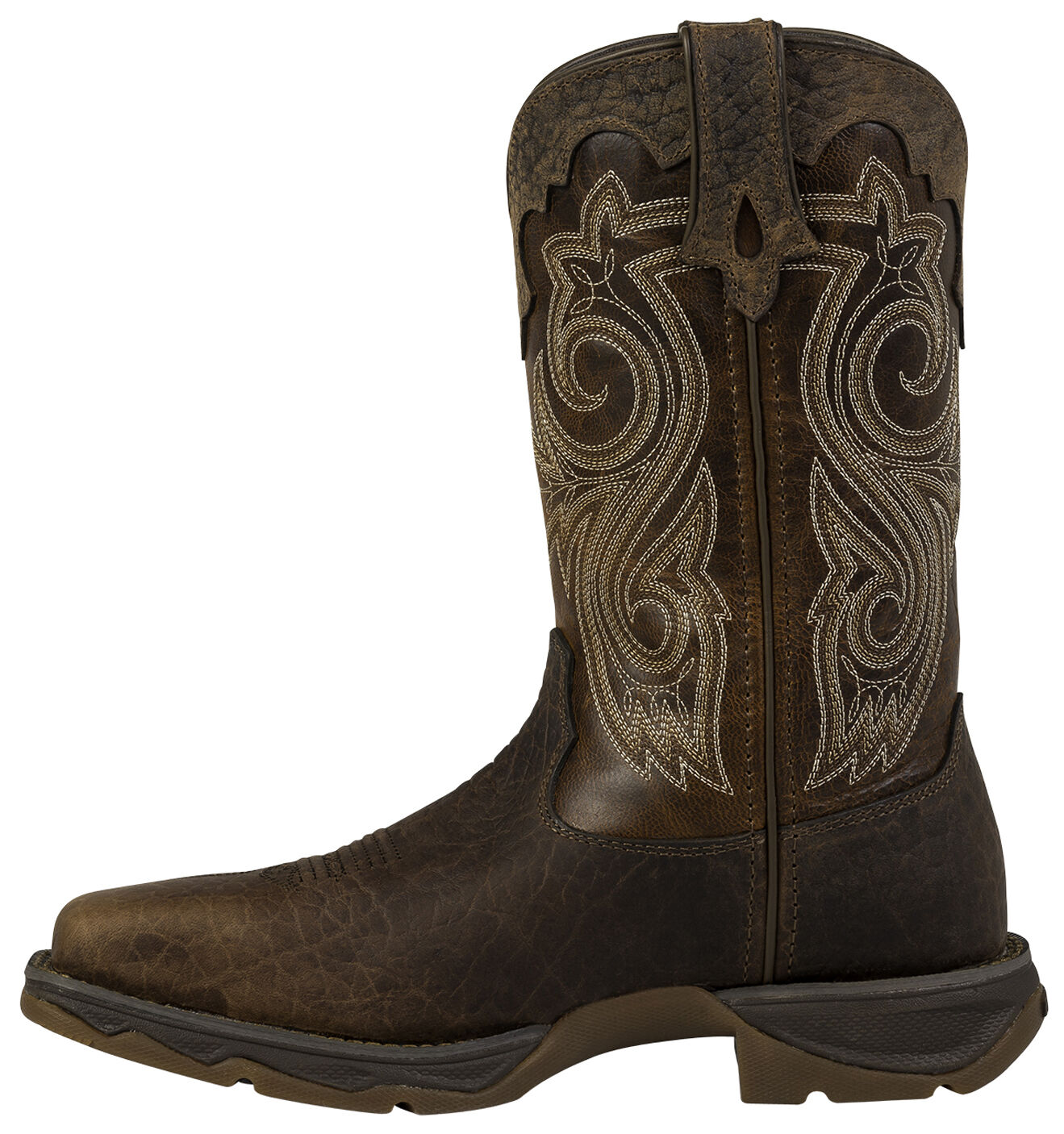 Lady Rebel Cowgirl Boots - Steel Toe