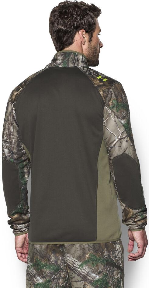 Under Armour Scent Control Armour Fleece Jacket, Camouflage, hi-res