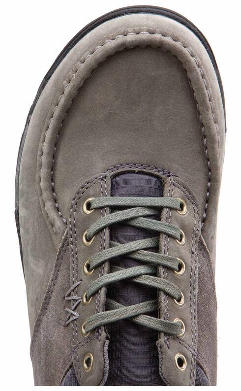 5.11 Tactical Men's Pursuit Worker Oxford Shoes, Gun Smoke, hi-res