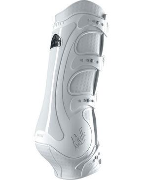 Veredus Piaffe EVO White Dressage Rear Boots, White, hi-res