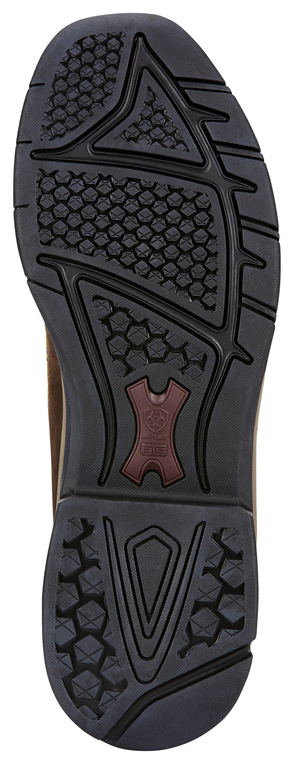 Ariat Men's Java Terrain Pro H20 Boots - Round Toe, Coffee, hi-res