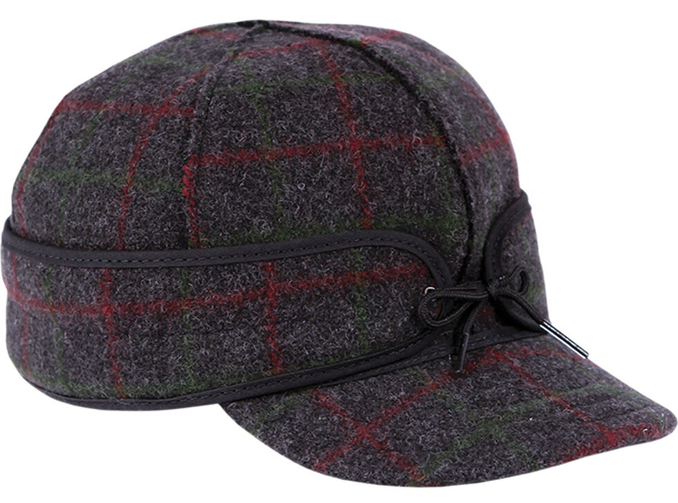 Stormy Kromer Men's Adirondack Plaid Original Cap, , hi-res