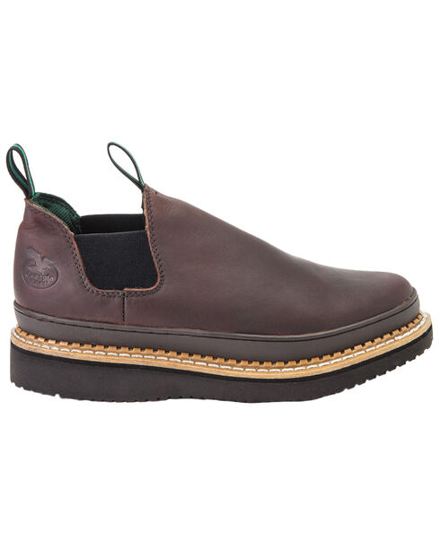 Georgia Men's Giant Romeo Work Shoe, Brown, hi-res