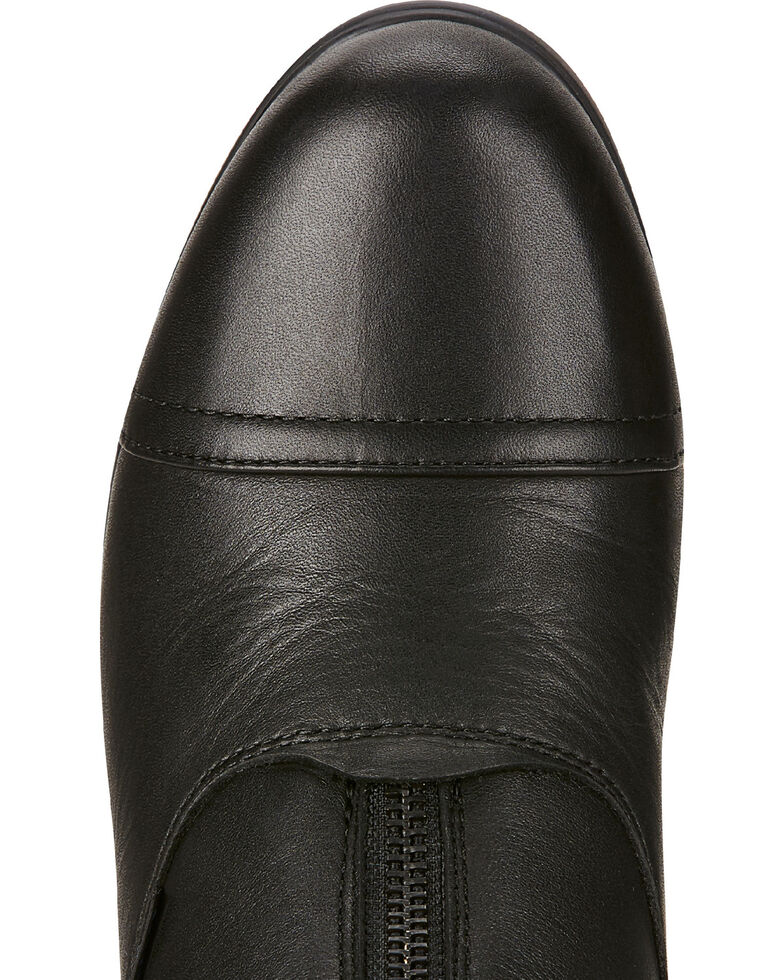 Ariat Women's Black Bromont Pro Zip Insulated Paddock Boots, Black, hi-res