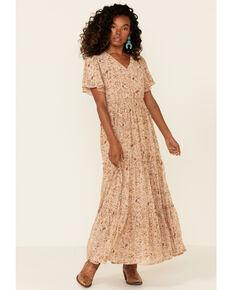 Mikarose Women's Eden Dress, Cream, hi-res