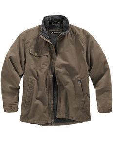 Dri Duck Men's Endeavor Jacket - Big and Tall, Khaki, hi-res