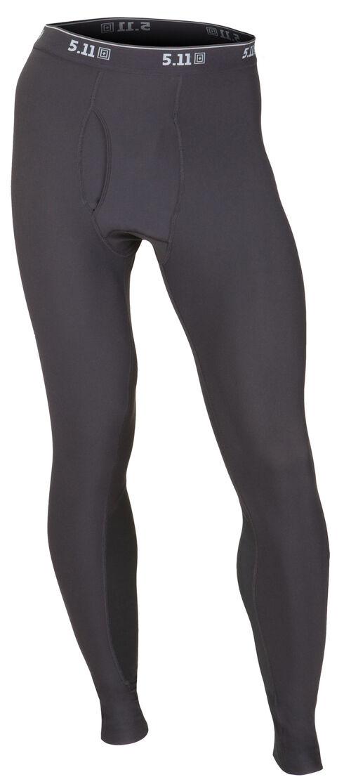5.11 Tactical Men's Winter Leggings - 3XL, Black, hi-res