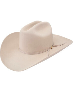 Resistol Men's 15X Diamond Horseshoe Cowboy Hat, Beige/khaki, hi-res