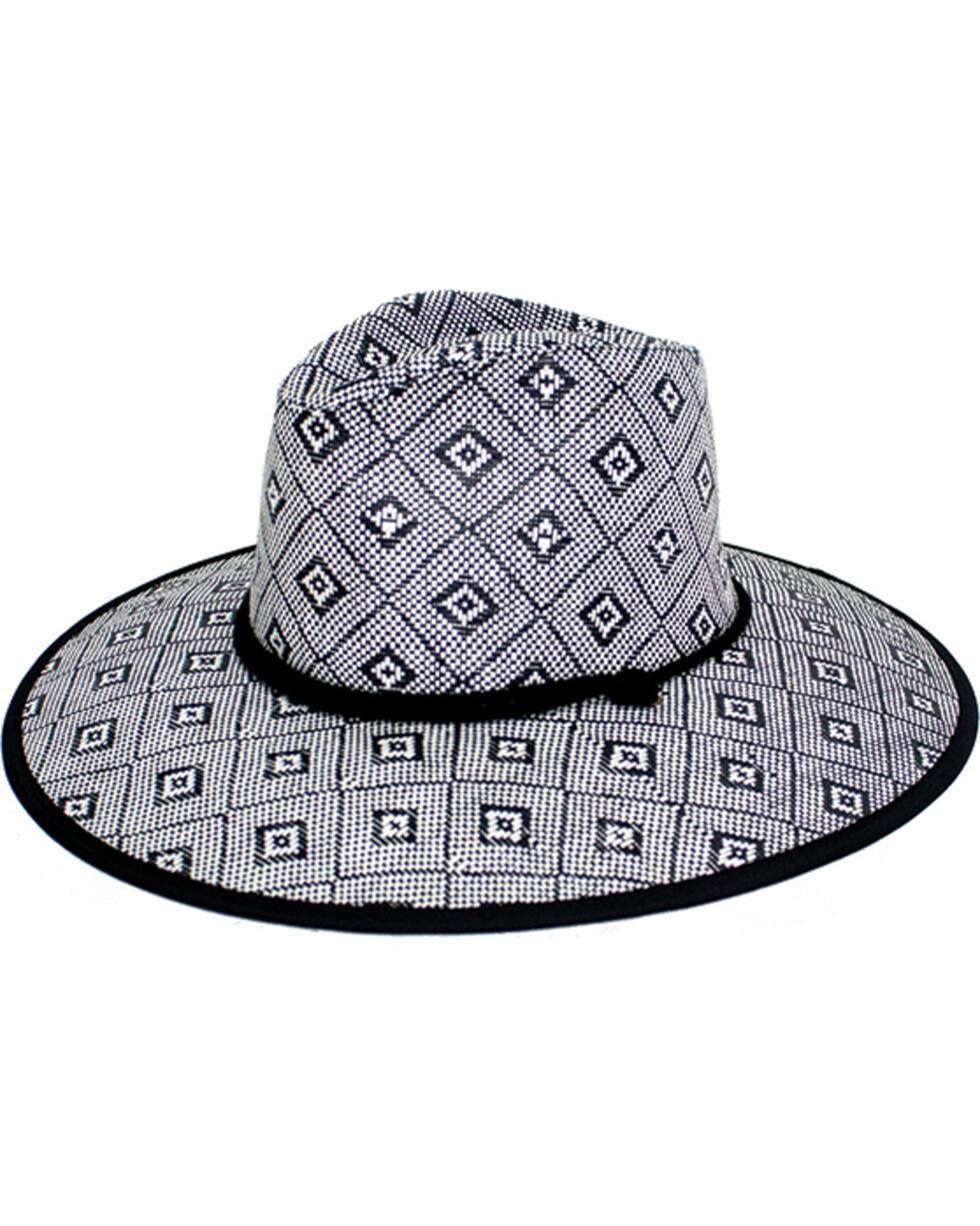 Peter Grimm Women's Black Tahiti Hat , Black, hi-res