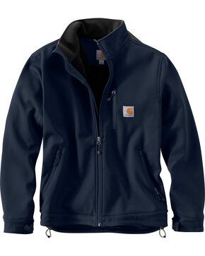 Carhartt Men's Crowley Jacket - Big & Tall, Navy, hi-res