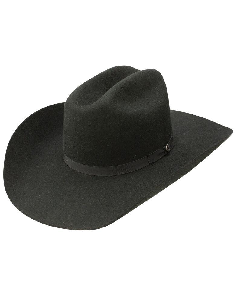 Resistol Men s Hooey Maverick 4x Wool Felt Cowboy Hat  3163b7141b7