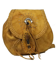 Kobler Leather Women's Coby Backpack, Tan, hi-res