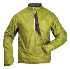 Rocky S2V Center Hold Wind Shirt, Green, hi-res