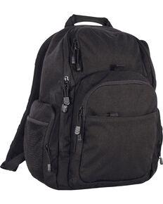 Tru-Spec Men's Stealth 25 Liter Nylon Backpack, Black, hi-res