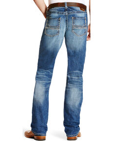 Ariat Men's M5 Stillwell Low Slim Straight Jeans , Indigo, hi-res