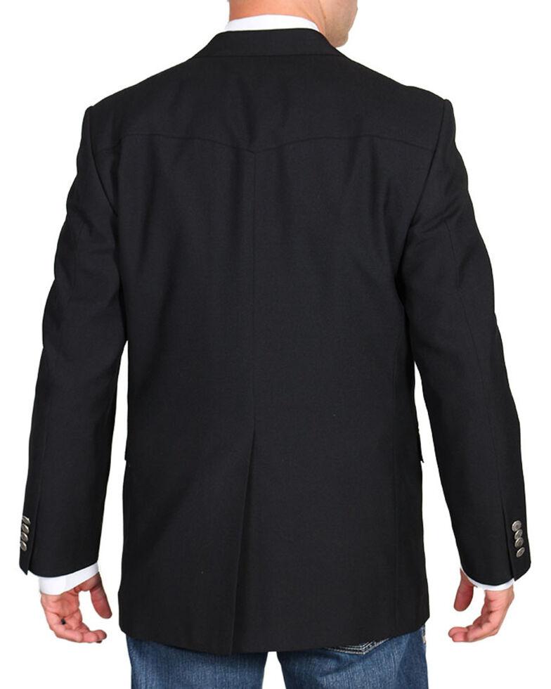 Cody James Men's Black Sport Coat , Black, hi-res
