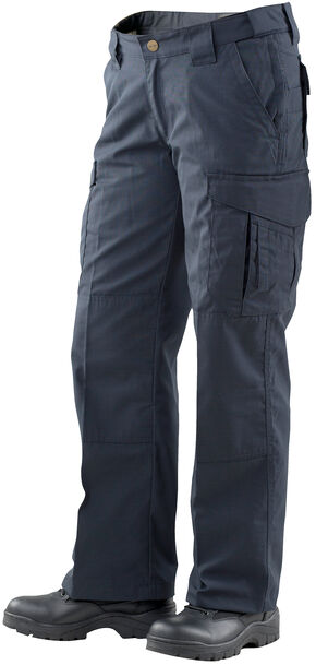Tru-Spec Women's 24-7 Series EMS Pants, Navy, hi-res