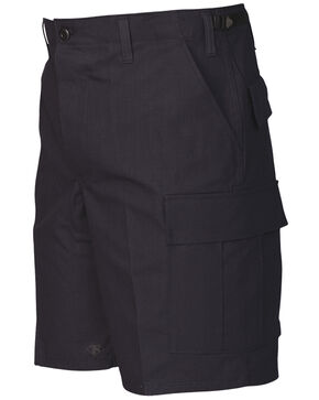 Tru-Spec Men's Navy BDU Shorts, Navy, hi-res