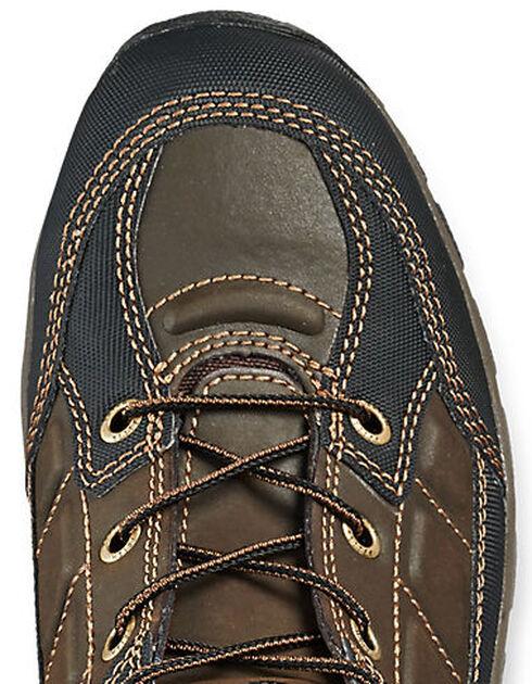 Red Wing Irish Setter Ely Waterproof Hiker Work Boots - Aluminum Toe , Brown, hi-res