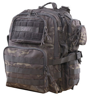 Tru-Spec Tour of Duty Lite Camo Backpack, Camouflage, hi-res