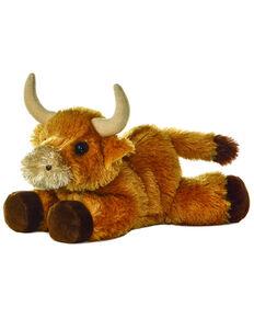 Aurora Mini Flopsie Toro Bull, Brown, hi-res