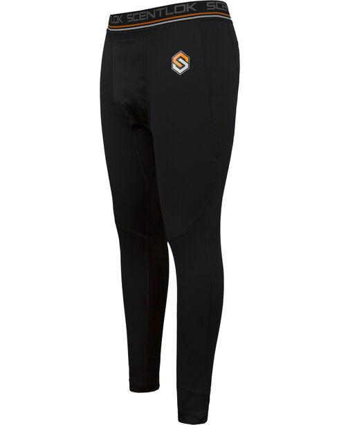 Scentlok Technologies Men's Black Nexus Carbon Active Weight Pants , Black, hi-res