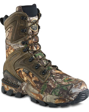 "Red Wing Irish Setter Realtree Xtra Insulated 10"" Hunting Boots , Camouflage, hi-res"
