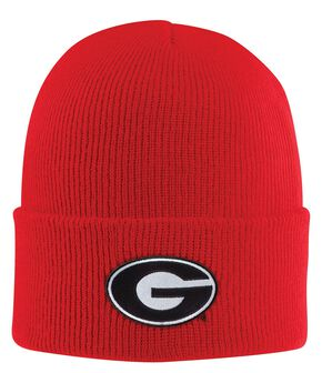 Carhartt University of Georgia Bulldogs Cap, Red, hi-res