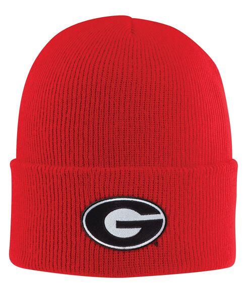 Carhartt University of Georgia Bulldogs Cap, Red, hi-res