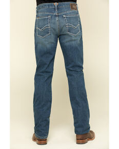 Ariat Men's M1 Bodega Vintage Stretch Stackable Slim Straight Jeans , Blue, hi-res