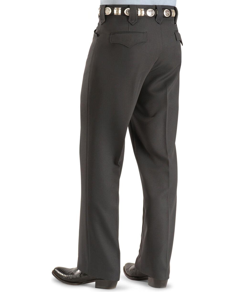 Circle S Men's Solid Grey Ranch Dress Pants - Big , No Color, hi-res