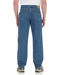 Wrangler Men's Blue Rugged Wear Relaxed Fit Jeans - Big , Blue, hi-res