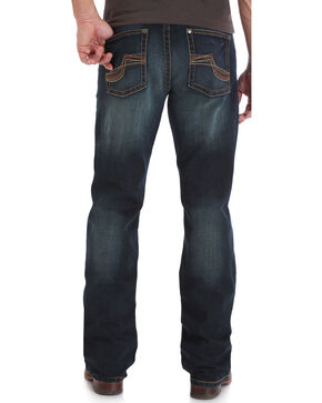 Wrangler 20X Men's No. 42 Wild Horse Vintage Slim Fit Jeans - Big & Tall, Indigo, hi-res
