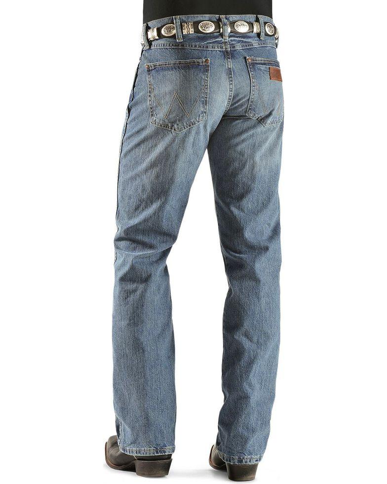 Wrangler Jeans - Premium Patch Retro Slim 77, Worn Denim, hi-res