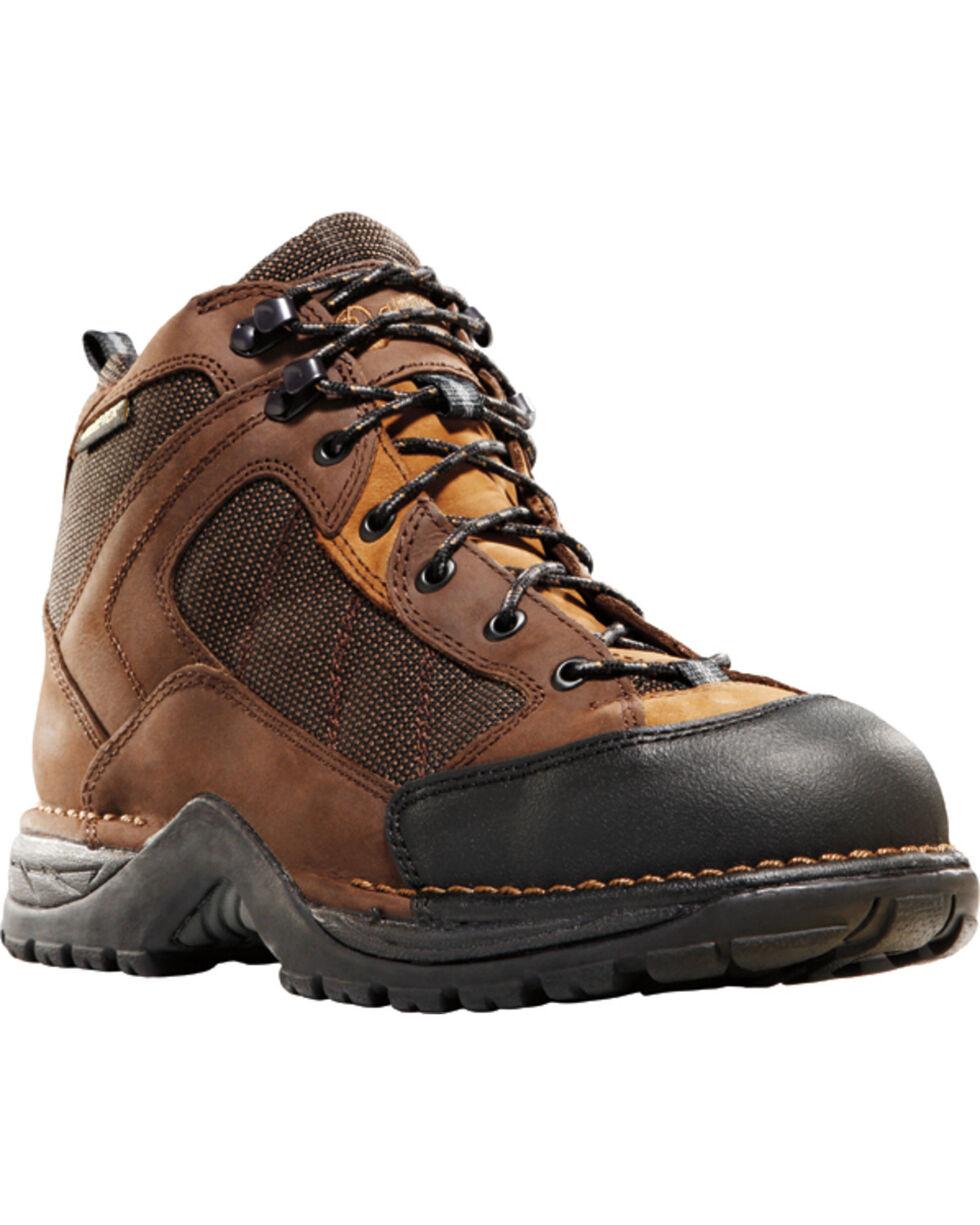 """Danner Men's Radical 452 5.5"""" Hiking Boots, Dark Brown, hi-res"""