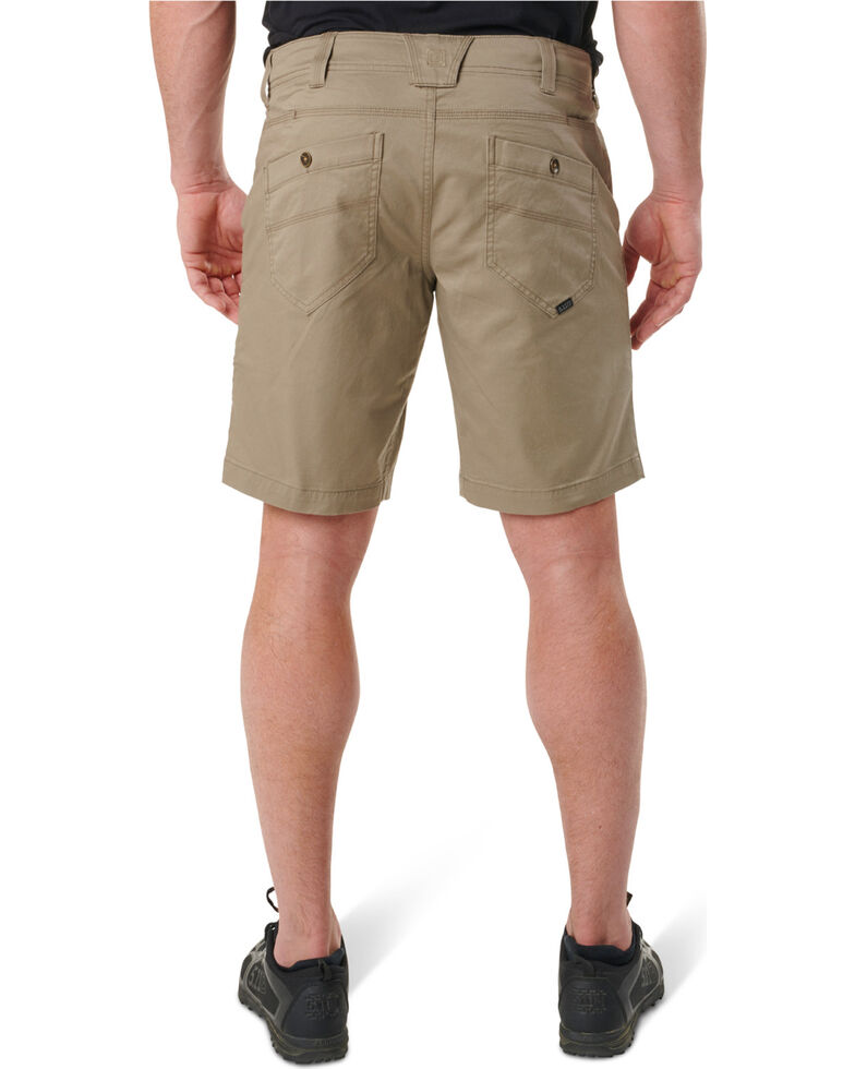 5.11 Tactical Men's Athos Shorts, Ash, hi-res