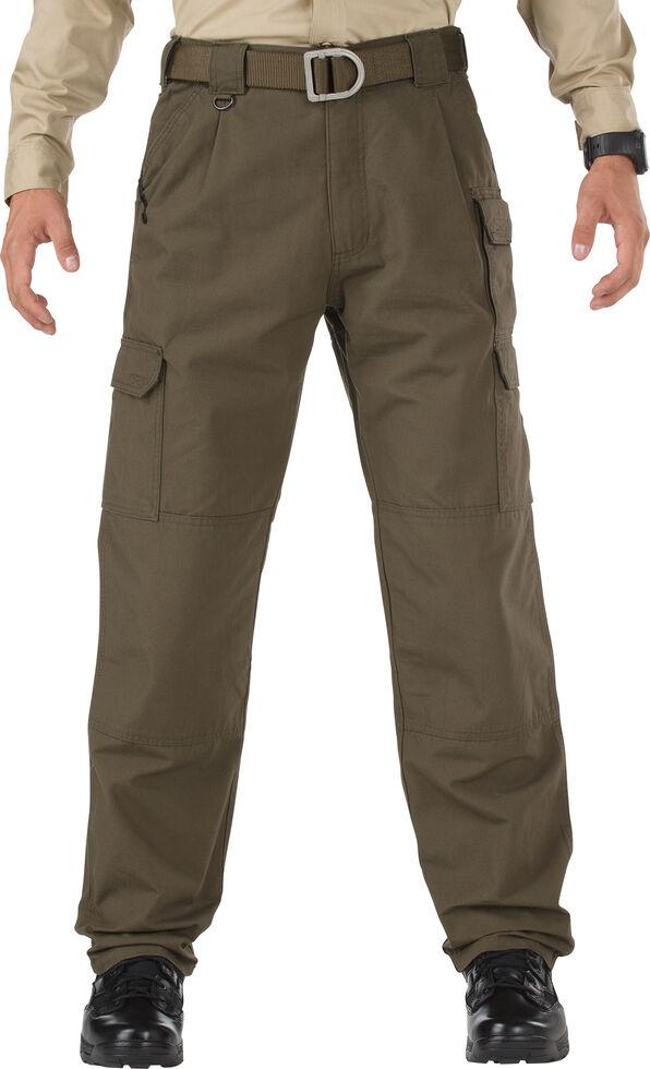 5.11 Tactical Pants, Dark Brown, hi-res