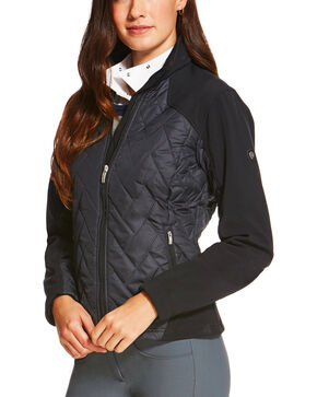 Ariat Women's Black Brisk Jacket , Black, hi-res