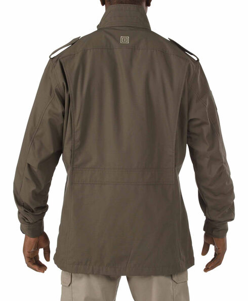 5.11 Tactical Taclite M-65 Jacket, Dark Brown, hi-res