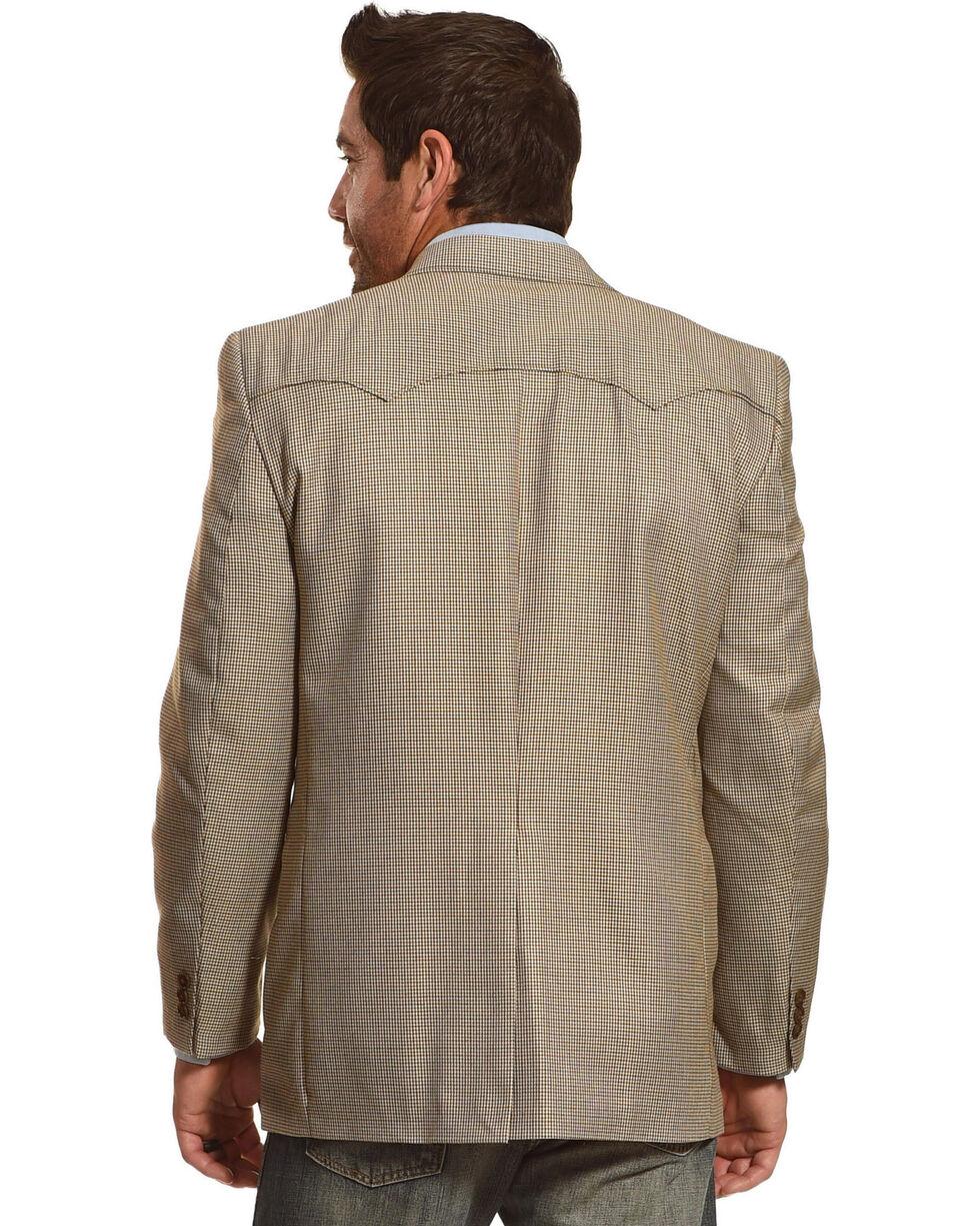 Circle S Men's Lubbock Sport Coat - Tall, Brown, hi-res