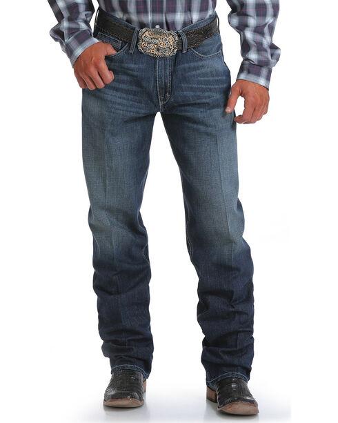CInch Men's Indigo Sawyer Loose Fit September Jeans - Boot Cut , Indigo, hi-res